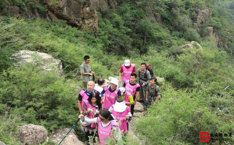 北京拓展训练之旅见证了团队的凝聚力和爆发力